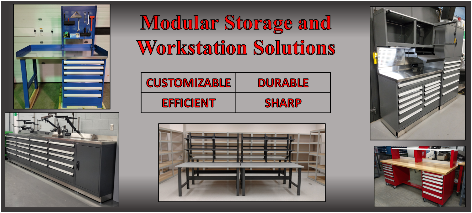 STORAGE SYSTEMS AND INSTALLATIONS